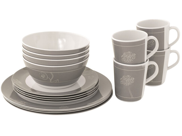 Outwell Dianella Dinner Set 4 Persons